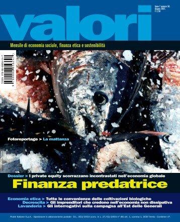 Carlyle Group - Valori