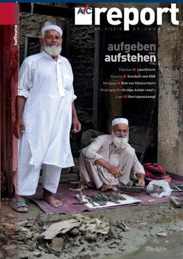 5/2010 Aufgeben oder Aufstehen - AVC Deutschland