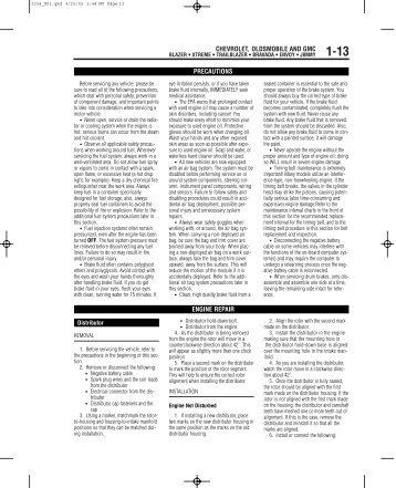 CHEVROLET SILVERADO/GMC S