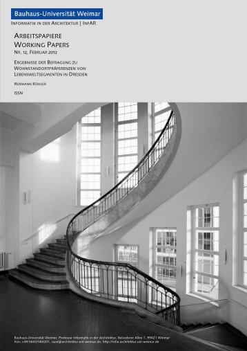 Download - InfAR - Bauhaus-Universität Weimar