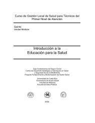 Introducción a la Educación para la Salud - BVSDE