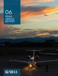 2006 NBAA Annual Report