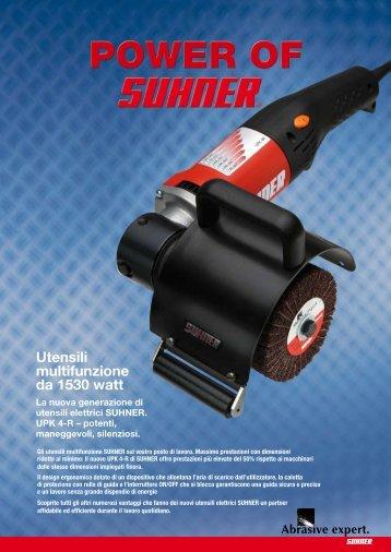 Informazione prodotti - Suhner