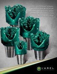Download Workover Bit Brochure - Varel International