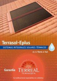 Captadores Solares - Terreal