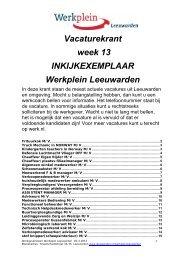 M/V - Gemeente Leeuwarden