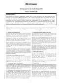 Auftrag zur Übernahme einer Bankgarantie - Volksbank Esslingen eG - Seite 3