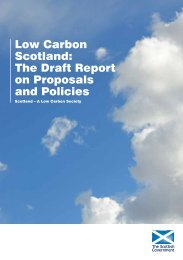 A Low Carbon Society - Rob Edwards