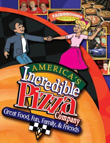 1 - Incredible Pizza Company | Franchise Opportunities, Franchises
