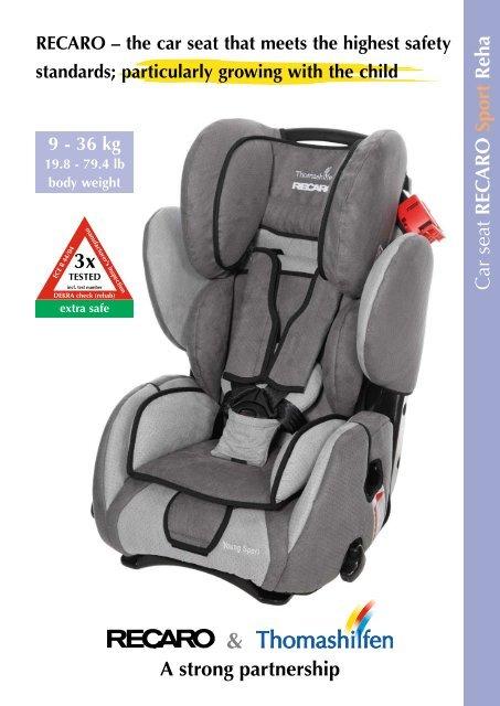 Prime Recaro Sport Reha Tendercare Ltd Theyellowbook Wood Chair Design Ideas Theyellowbookinfo