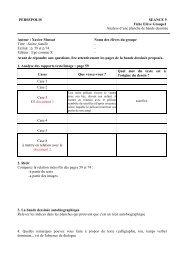 PERSEPOLIS SEANCE 9 Fiche Elève Groupe1 Analyse d'une ...