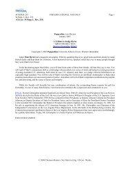 A Tribute to Judge Wm. Matthew Byrne Jr. - Pepperdine University ...