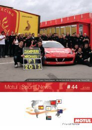 Motul . Sport . News 44