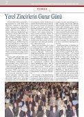 PERDER İstanbul Bülteni 3. Sayı - Türkiye Perakendeciler ... - Page 2