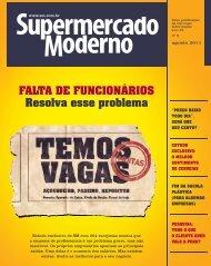 FALTA DE FUNCIONÁRIOS Resolva esse problema