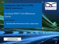 Differences & Considerations - Digital Celerity