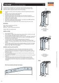 Masonry Hangers for Solid Joists - Simpson Strong-Tie - Page 2