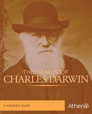 CHARLES DARWIN - Athena