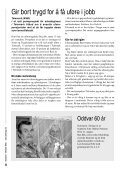 Syndrom nr 2 - 2005.indd - Arbeidsmiljøskaddes landsforening - Page 6
