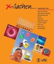 -Sachen...katalog 2009 / 2010 Alles für die Praxis Gesundheit und ...