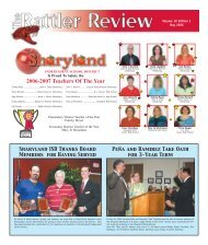 The Rattler Review - May 2006 - Sharyland ISD