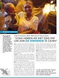 WATER EN VOEDSEL voor 5000 gezinnen in de ... - Wilde Ganzen - Page 4