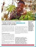WATER EN VOEDSEL voor 5000 gezinnen in de ... - Wilde Ganzen - Page 5