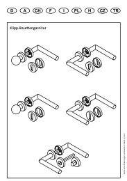 Klipp-Rosettengarnitur - Frascio