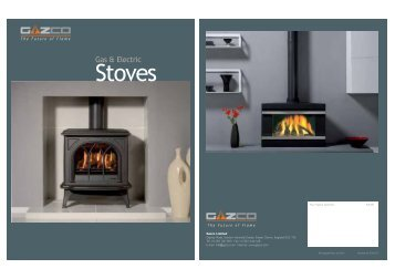 Stoves - Lamartine Fireplaces