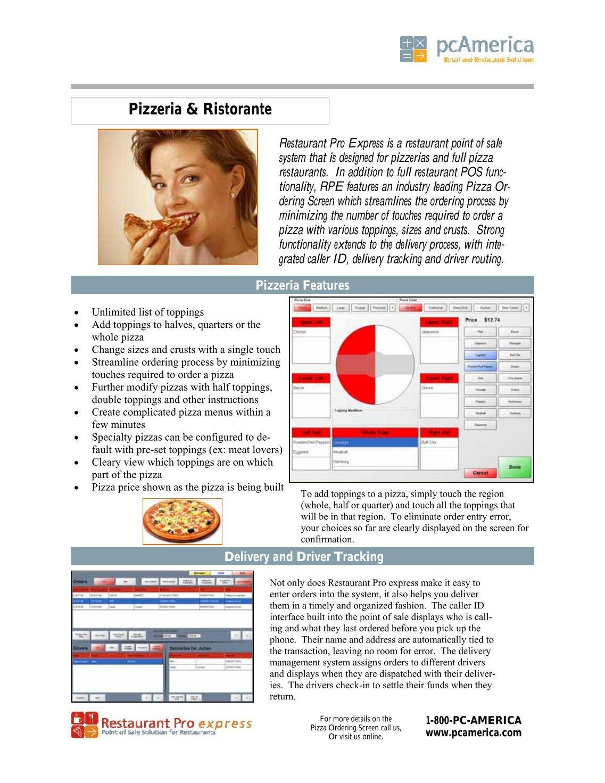 Pc america cash register express posmicro. Com.