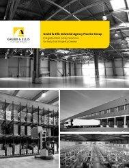 Grubb & Ellis Industrial Agency Practice Group