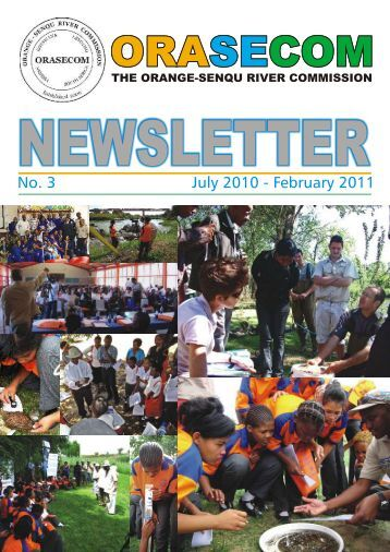 Newsletter No. 3 - Jul 2010 to Feb 2011.pdf - ORASECOM