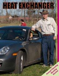 Porsche Club Of America, Shenandoah Region / FebRuARy 2010