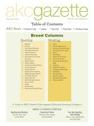 Download - Parent Directory - American Kennel Club