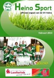 Februari 2013 Februari 2013 - Heino