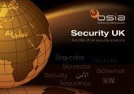English - British Security Industry Association
