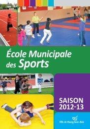 Mise en page 1 - Site officiel de la ville de Rosny-sous-Bois
