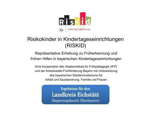 Landkreis Eichstätt - Arbeitsstelle Frühförderung Bayern