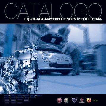 Catalogo - Corghi