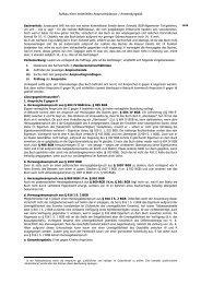 Aufbau einer materiellen Anspruchsklausur / Anwendungsfall