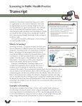 Course transcript - Northwest Center for Public Health Practice - Page 2