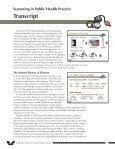 Course transcript - Northwest Center for Public Health Practice - Page 3
