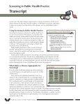 Course transcript - Northwest Center for Public Health Practice - Page 4