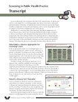 Course transcript - Northwest Center for Public Health Practice - Page 5