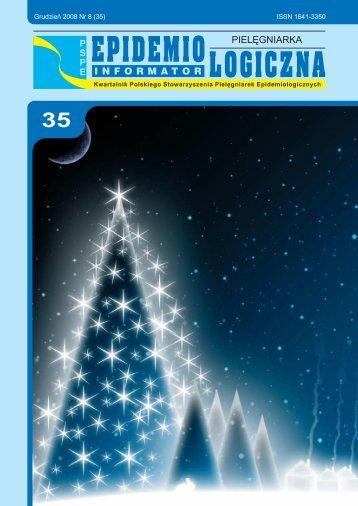 Grudzień 2008 Nr 8 (35) ISSN 1641-3350 - PSPE