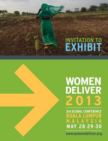 EXHIBIT - Women Deliver