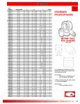 V SPACERS - RGA and PSM Fasteners - Page 5