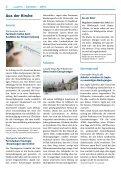 Pfarrblatt Januar 2014 - Pfarrei Geuensee - Page 6