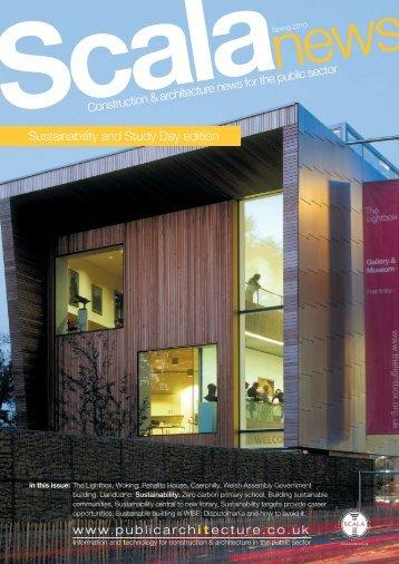 Spring 2010 - Public Architecture