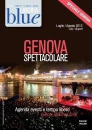 Agenda eventi e tempo libero - Blue Liguria